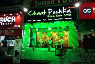 Chaat Puchka
